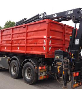 Maxi container